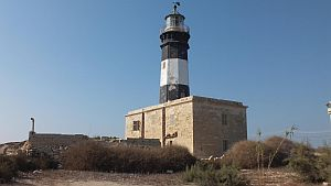 Delimara Point Lighthouse 9H3X 1